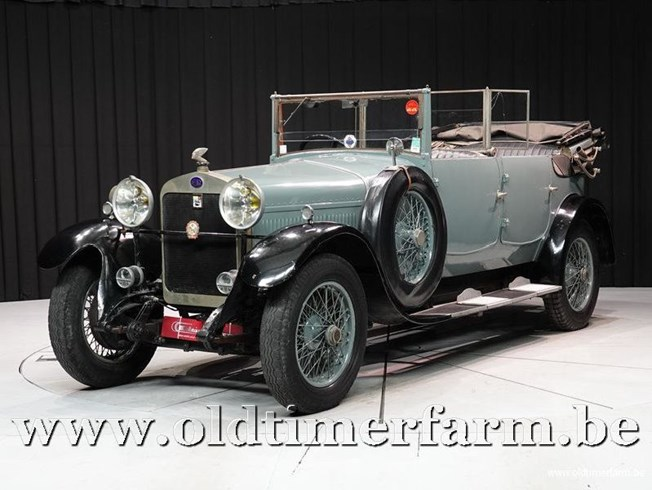 Delage DI Transformable 11CV 4 Cyl '26