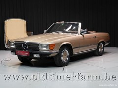 Mercedes-Benz SL 1972