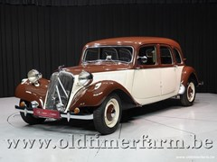 Citroën Traction 1951