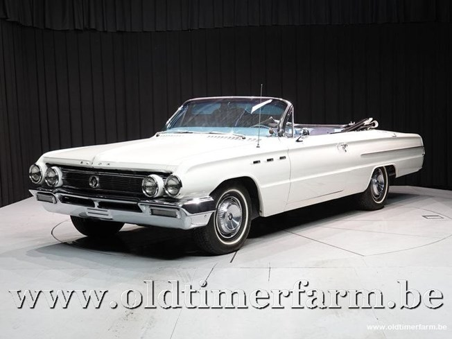 Buick Invicta Convertible '62