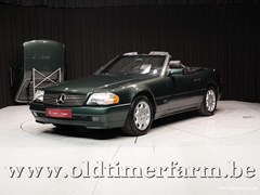 Mercedes-Benz SL 1992