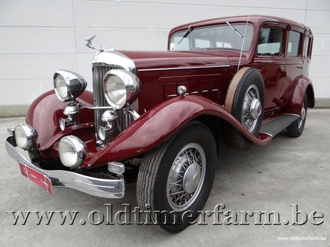 Reo Royal Straight Eight-One '34