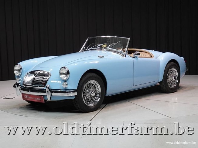 MG A 1600 Roadster '60