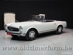 Mercedes-Benz SL 1963