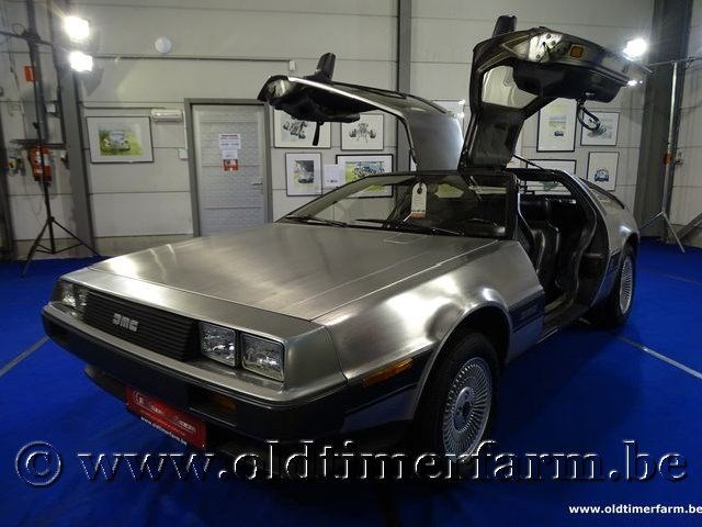 delorean dmc 12 39 81 ch2146 delorean all models voitures. Black Bedroom Furniture Sets. Home Design Ideas