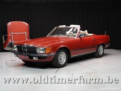 Mercedes-Benz 280SL 1976