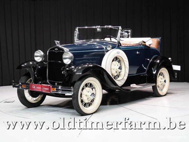 Ford Model A Roadster '31
