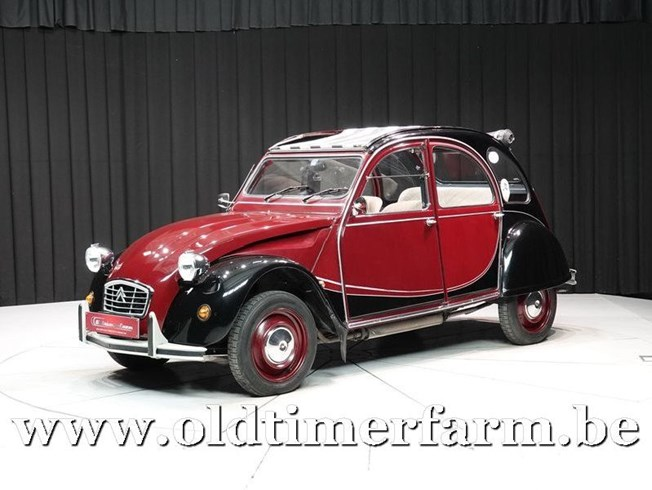 Citroën 2CV 6 Charleston '83