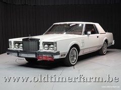 Lincoln All Models 1982