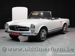 Mercedes-Benz SL 1964