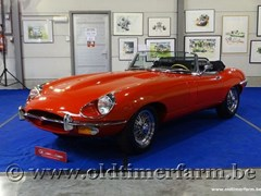 Jaguar E Type 1969