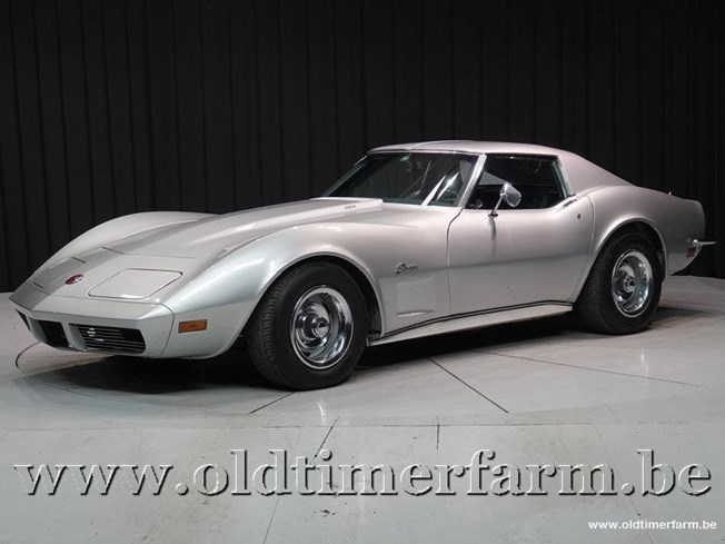 Corvette C3 Stingray T-Top '73