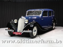 Talbot All Models 1936