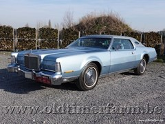 Lincoln All Models 1973