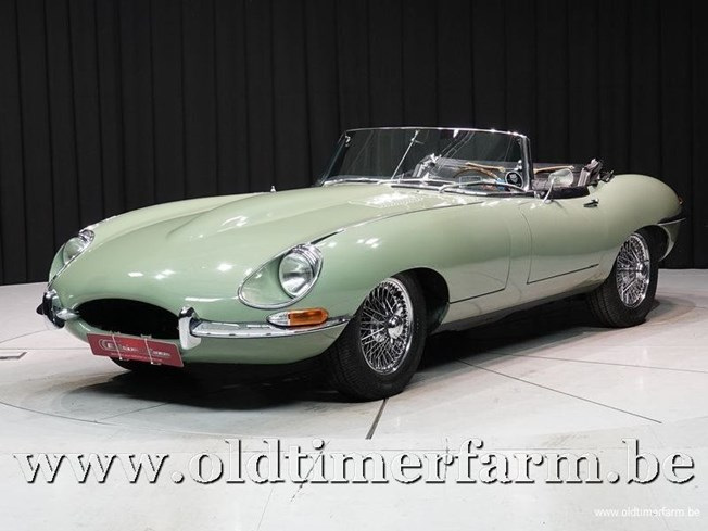 Jaguar E-Type Roadster S 1.5 OTS '68