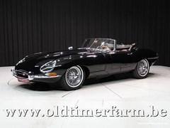 Jaguar E Type 1963