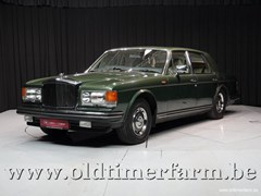 Bentley Mulsanne 1983