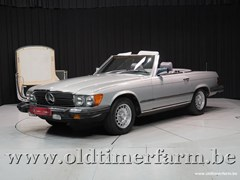 Mercedes-Benz SL 1983