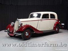 Talbot All Models 1934