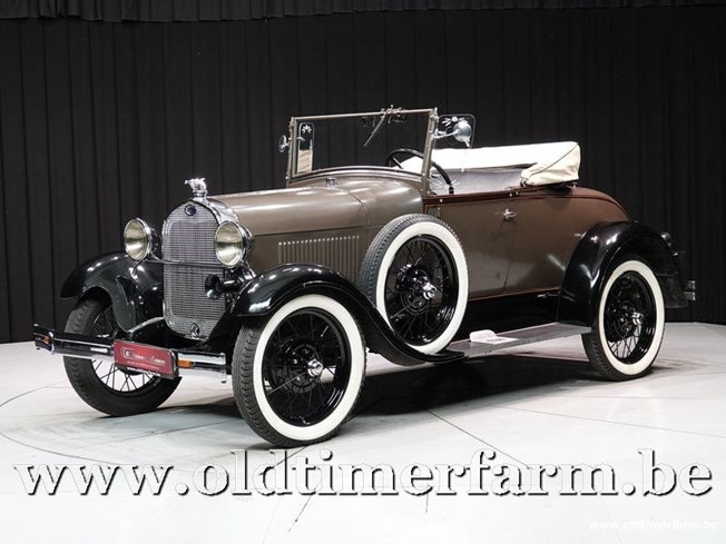 Ford Model A Roadster '29