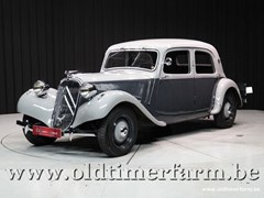 Citroën Traction 1952