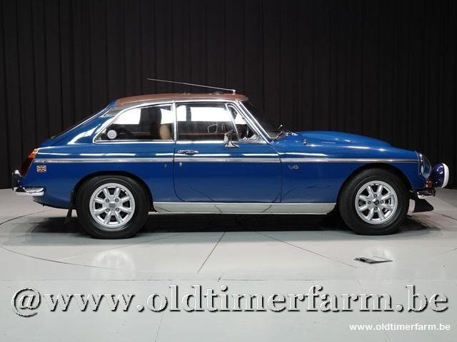 mg b gt v8 costello 39 71 mg mgb voitures vendre classic car passion. Black Bedroom Furniture Sets. Home Design Ideas