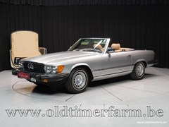 Mercedes-Benz SL 1982
