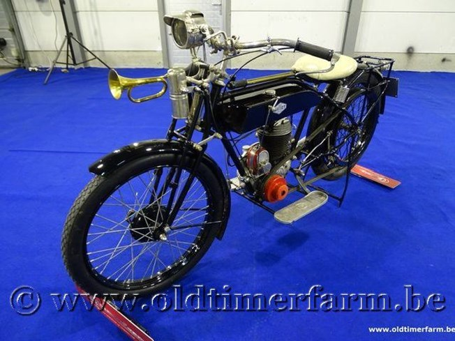 Gillet Luxe 9 1/2hp 350cc '20