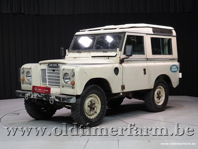 Land Rover 88 Series 3 '72