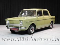 Simca All Models 1963