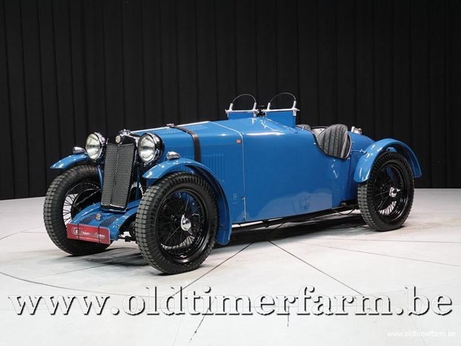 MG L-Type Magna Roadster '34