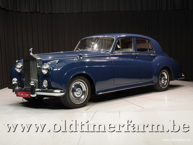 Rolls Royce Silver Cloud II '61