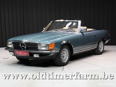 Mercedes-Benz 280SL 1980
