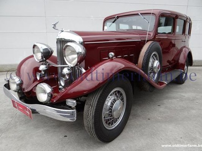 Reo Royal Straight Eight One Off '34