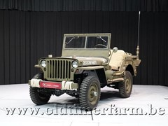 Willys  1950