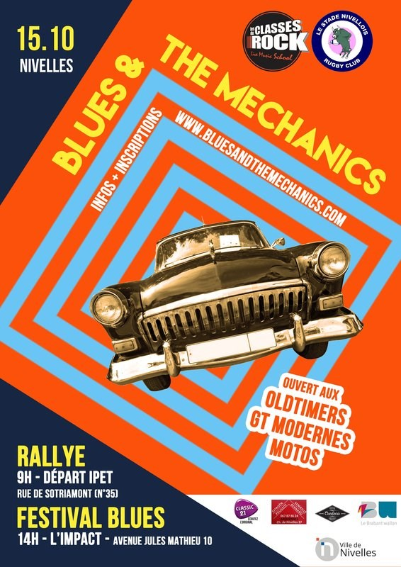 Rallye Blues and The Mechanics