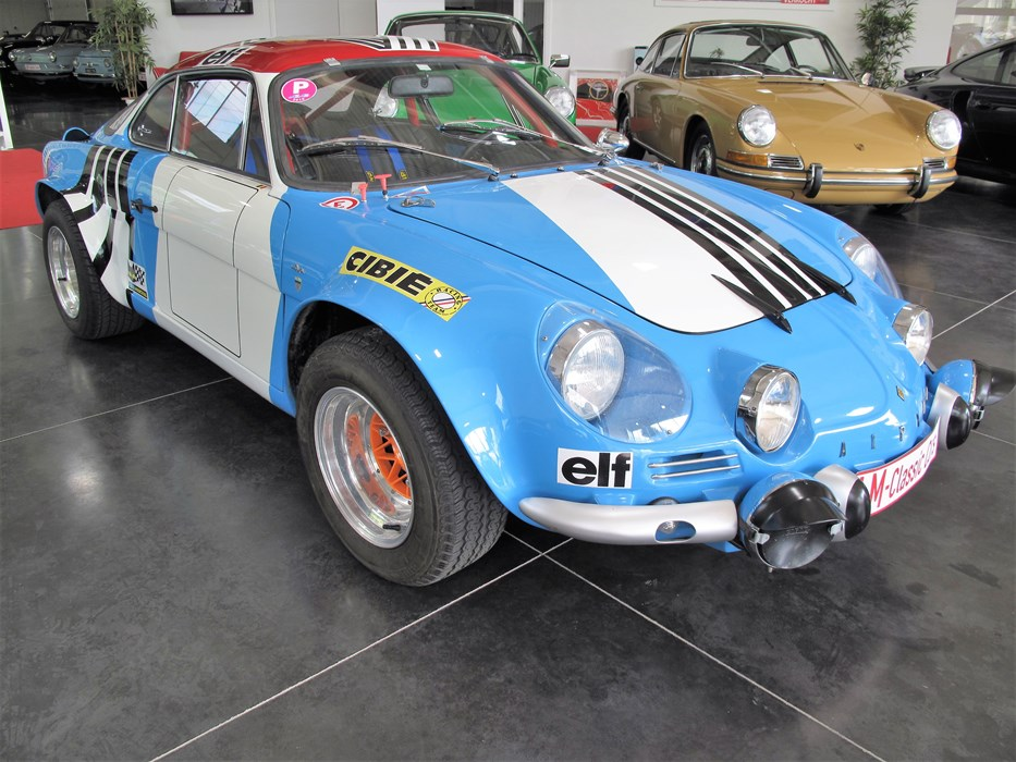 renault alpine a110 group 4 renault alpine voitures. Black Bedroom Furniture Sets. Home Design Ideas