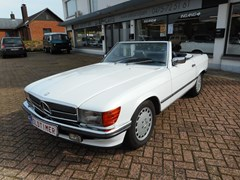 Mercedes-Benz SL 1986
