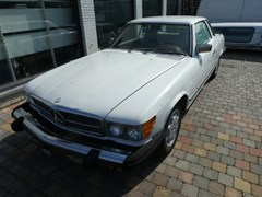 Mercedes-Benz SLC 1980