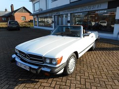 Mercedes-Benz SL 1987