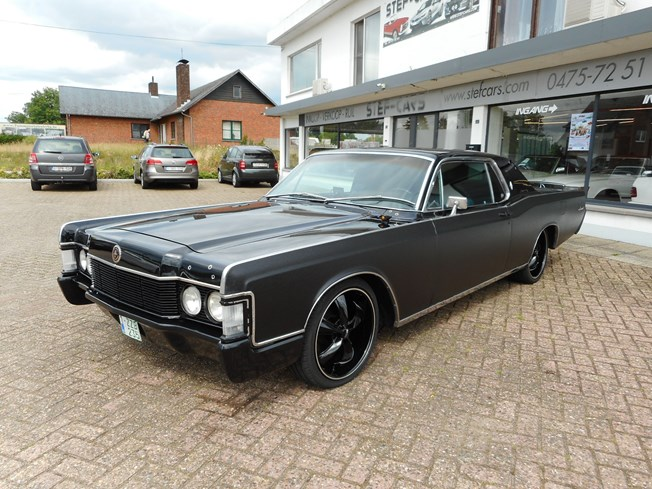 Lincoln Oldtimer Continental Coupe
