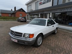 Mercedes-Benz SEC Series 1987