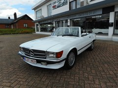Mercedes-Benz 500SL 1988