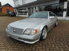 Mercedes-Benz 500SL 1991