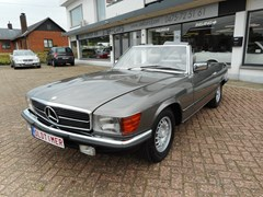 Mercedes-Benz 280SL 1981