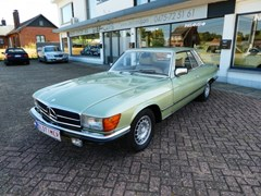 Mercedes-Benz SLC 1977