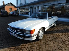 Mercedes-Benz SL 1980