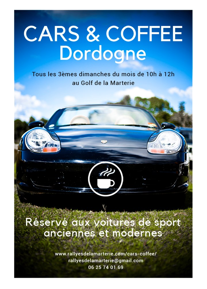 Cars & Coffee Dordogne (2)
