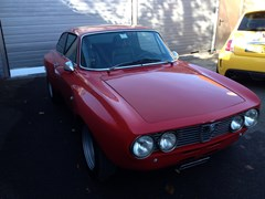 Alfa Romeo GT Junior 1973