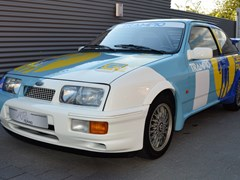 Ford RS Cosworth 1986